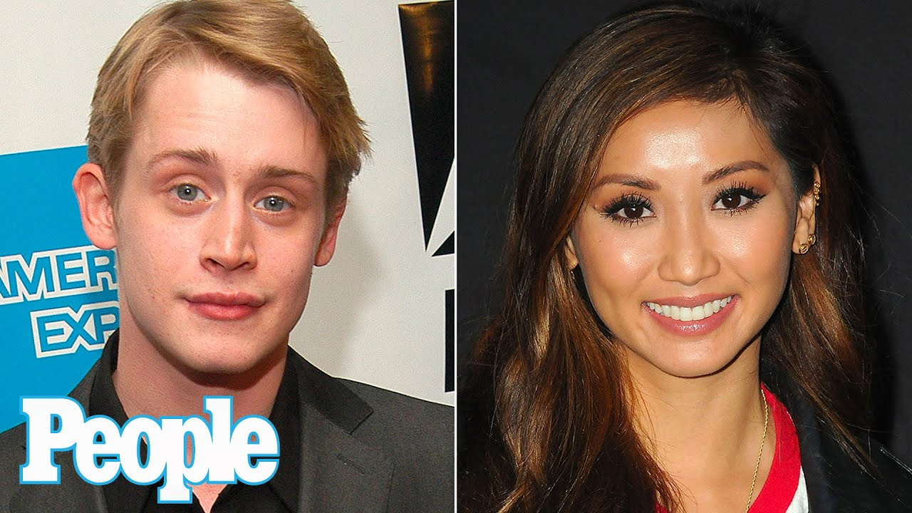 Macaulay Culkin and Brenda Song welcome baby boy Dakota