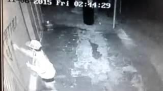 Video CCTV Orang V4ndalisme di Yogyakarta yang Sangat Memalukan