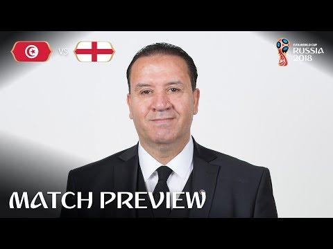 Nabil Maaloul (Tunisia) - Match 14 Preview - 2018 FIFA World Cup™