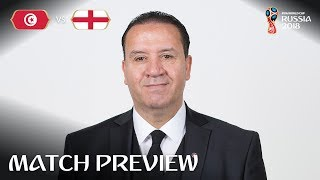 Nabil Maaloul (Tunisia) - Match 14 Preview - 2018 FIFA World Cup™