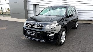 Discovery Sport td4 SE Auto blk