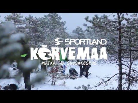 Active vacation in Estonia - winter in Kõrvemaa