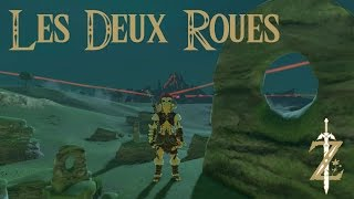 Astuce Zelda Breath of the Wild : Les deux roues