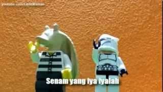 Senam yang iya iyalah - Versi Lego Mainan