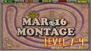 Konisbored Best of March 2016 Moments Montage