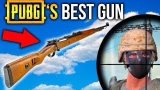 KAR 98 - BEST GUN IN PUBG! PlayerUnknown