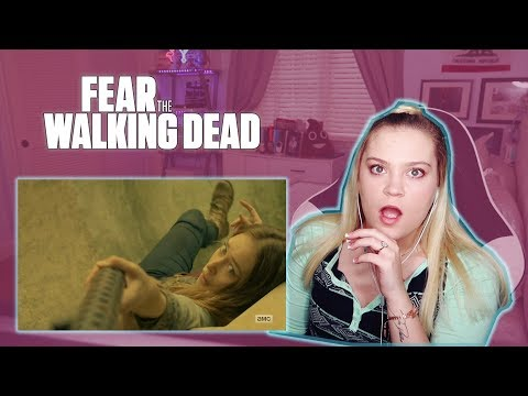 "Fear The Walking Dead Season 4 Episode 4 ""Buried"" REACTION!"