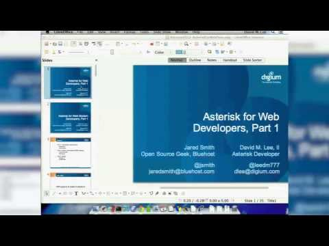Asterisk for Web Developers