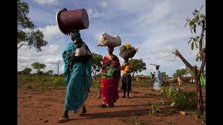 أخبار عربية - الرئاسة توجه بتحسين أوضاع اللاجئين في #السودان