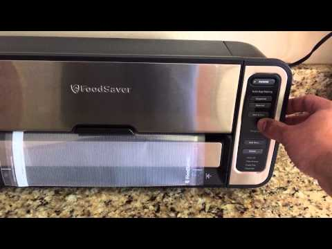 Foodsaver 2 In 1 Food Preservation System W Accessory