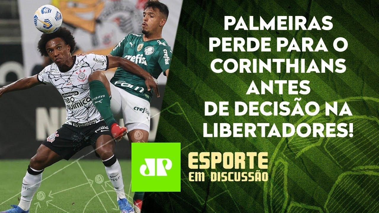 Download Derrota pro Corinthians PRESSIONA o Palmeiras para DECISÃO com o Atlético-MG? | ESPORTE EM DISCUSSÃO