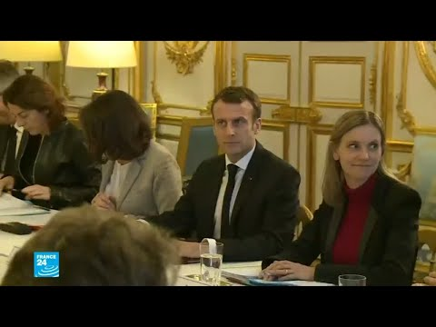 مجلس الوزراء الفرنسي يناقش مشروع قانون لإنهاء أزمة -السترات الصفراء-  - نشر قبل 54 دقيقة