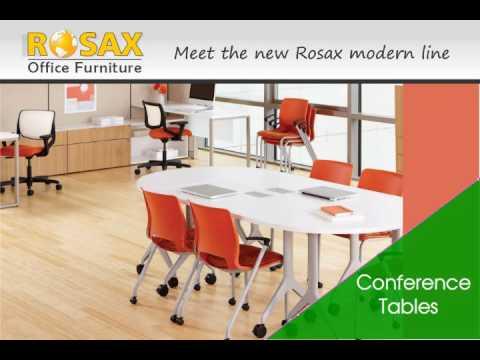 rosax office furniture miami new modern line - Modern Office Furniture Miami