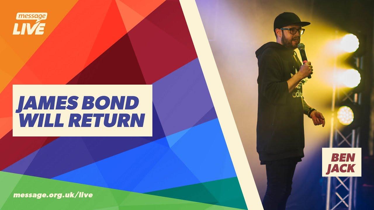 Download Message Teaching - Ben Jack - James Bond Will Return