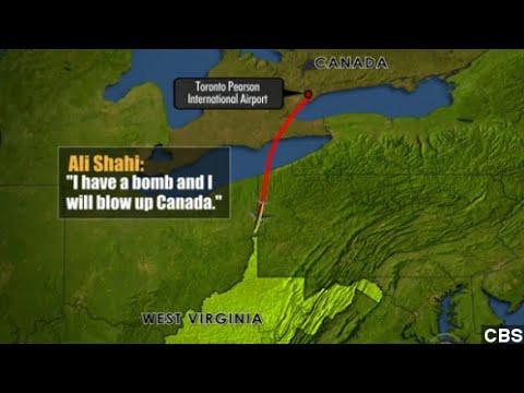 F-16s Escort Plane To Toronto After Alleged Bomb Threat