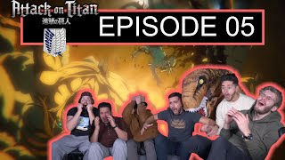 DÉCLARATION DE GUERRE ! OMG ! - SHINGEKI NO KYOJIN (ATTACK ON TITAN) SEASON 4 EPISODE 5 REACTION FR