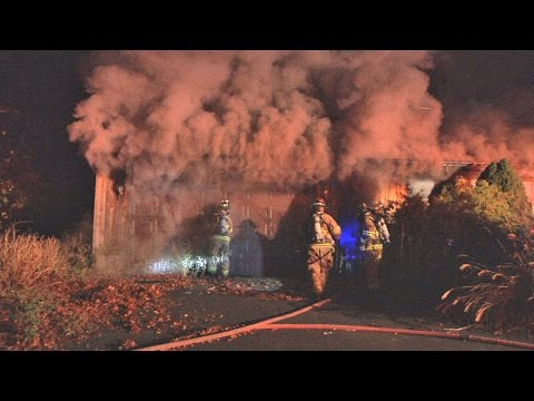Teen killed in Monroe Twp. house fire - YouTube