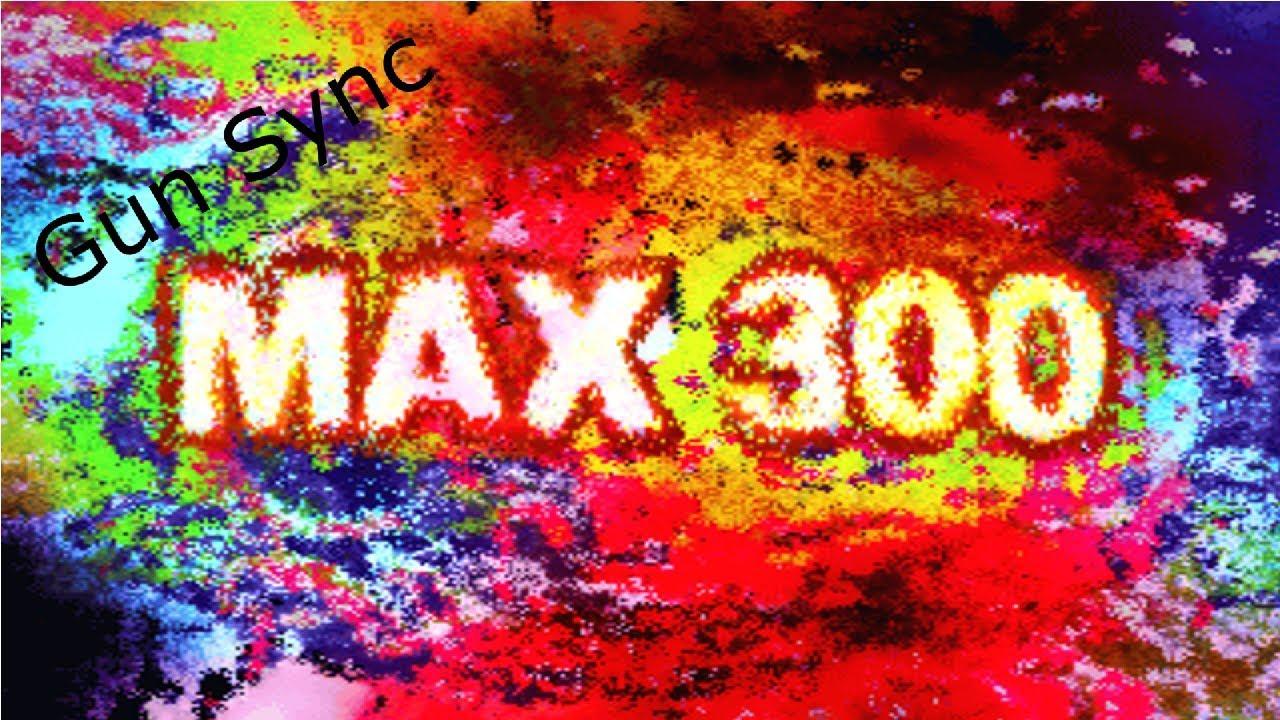 #Black Ops 3 Gun Sync - MAX 300
