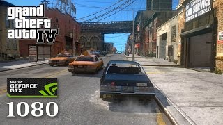 GTA IV + NVIDIA GTX 1080 = BYUTIPUL!!