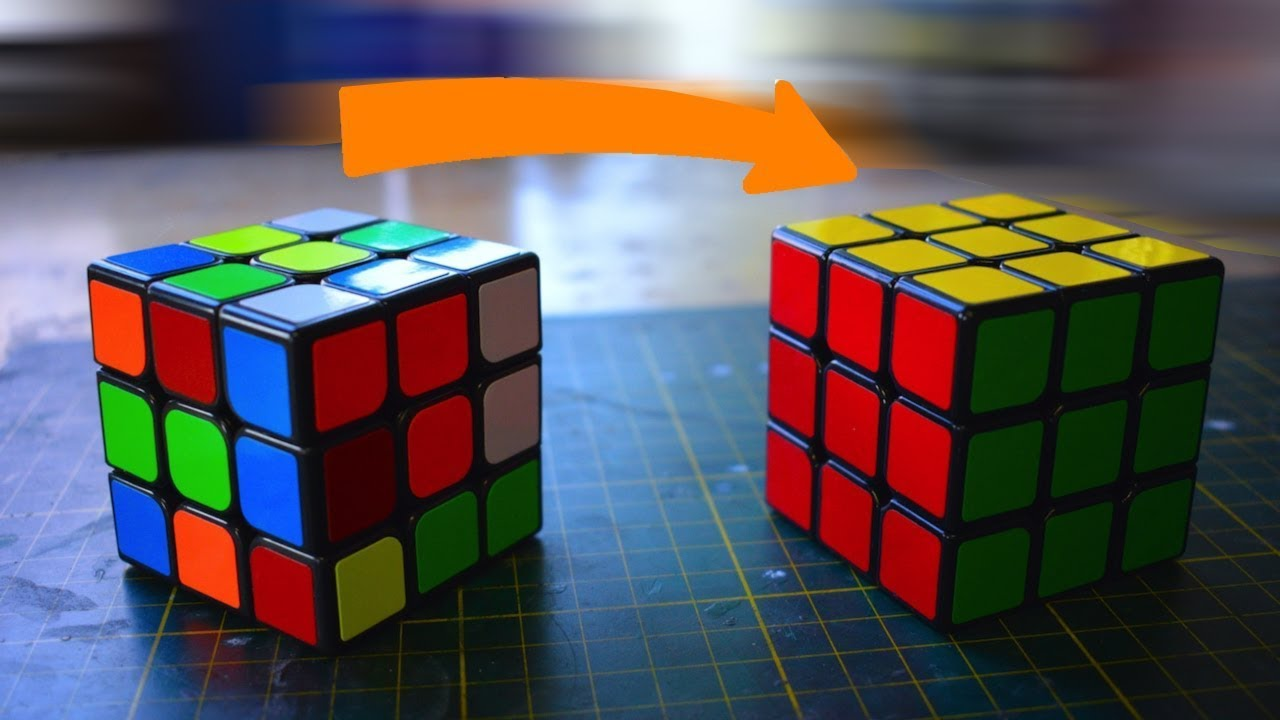 How To Solve A 3x3 Rubik U0026 39 S Cube For Beginners Method By