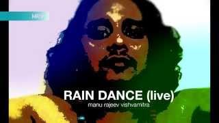 Rain Dance Live Indian Fusion music
