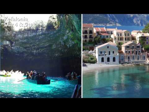 Ionian Islands-Greece Tour