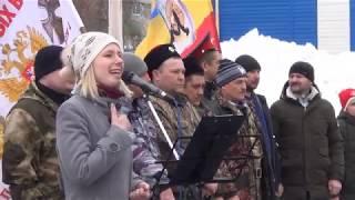 Анастасия Сорокова -Я лечу над Россией