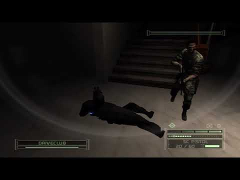Splinter Cell: Chaos Theory XLink Kai Co-op - Mission 1 Panama