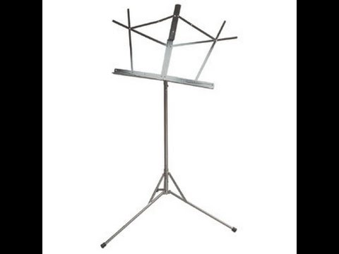 Primo Music Stand Review