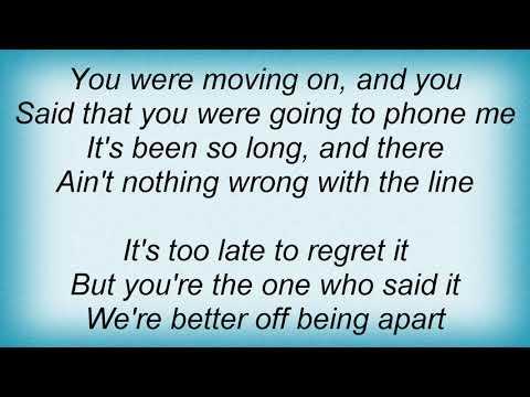 Shania Twain - Nah! Lyrics
