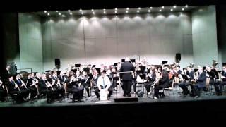 De CAI. obra de Pascual Piqueras por Banda Sinfónica Complutense