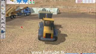 Bagger-Simulator 2011 Gameplay
