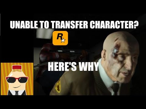 GTA V - Unable to Transfer character from XBOX and PS4 to PC? - Here's Why - GTA5 unable to Transfer