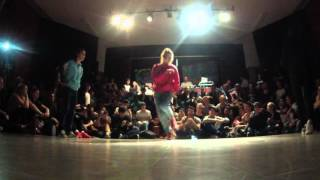BOTY International BGirl Battle 2015: SKILL SISTERS (Germany) VS K.A.K.B. (Japan)