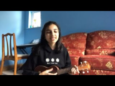 Alessia Cara - October (ukulele Cover)
