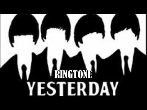 RINGTONE Yesterday