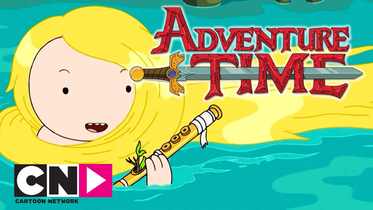 Adventure Time | Flute Spell | Cartoon Network - YouTube