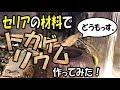 【トカゲ飼育 セリアの材料でトカゲリウムを作ってみた】(くろねこチャンネル)