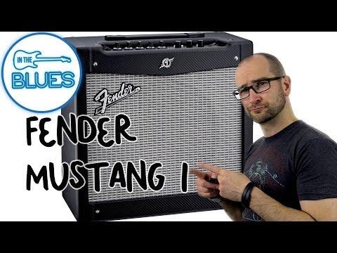 Fender Mustang 1 Guitar Amplifier Demo