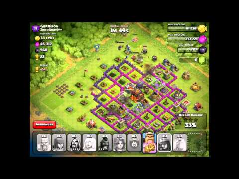 The Ultimate Clash Of Clans Galactic Storm Competition! Who's Gonna Win??