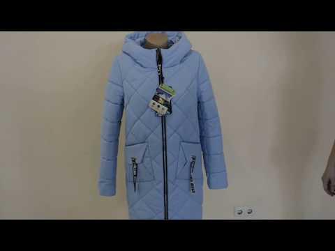 Удлиненная куртка Жанин - Новая коллекция женской верхней одежды