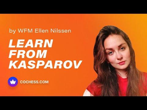 Learn from Kasparov
