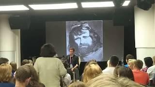 Путешественник Павел Конюхов в Воронеже, 12.07.2017.