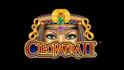 Free Cleopatra II slot machine by IGT gameplay ★ SlotsUp