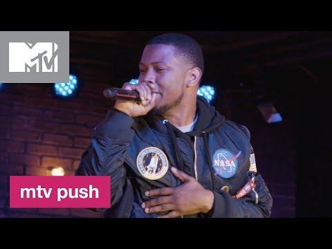 Nick Grant Performs 'Nicky Bomaye' (Live Performance) | MTV Push