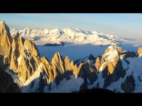 Ep.8: The long way up to Cerro Chaltén (Fitz Roy)