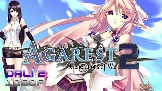 Agarest Generations of War 2 PC Gameplay 1080p
