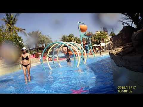 DUBAI 3 NOV 2019 ATLANTIS HOTEL WATER PARK