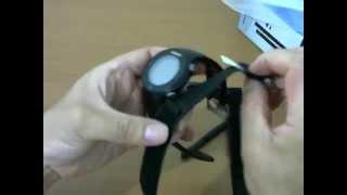 Garmin Forerunner 610 wrist strap replacement