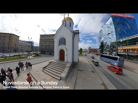 Novosibirsk - Grand Trans Siberian Express GTSE